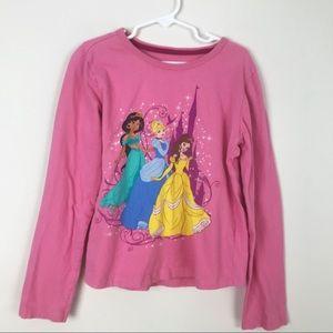 Disney Princess Long Sleeve T-Shirt